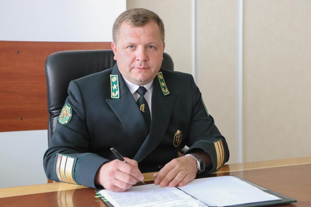 Министр лесного хозяйства РБ ДРОЖЖА Виталий Александрович